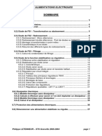 Microsoft Word - Alimentation Électrique.doc