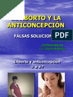 09 El Aborto y La Anticoncepción