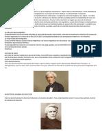 Descrubimiento de Michael Faraday