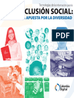 Inclusión social y nuevas tecnologías. Ejemplos colombianos