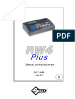 Rw4 Plus Manual Español
