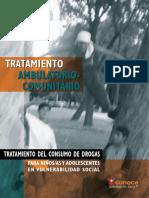 CONACE - (2005) Tratamiento ambulatorio-comunitario para niños y adolescentes en vulnerabilidad social.pdf