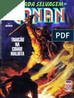 A Espada Selvagem de Conan #017
