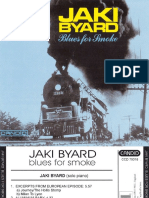 Jaki Byard Blues for Smoke Candid