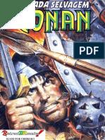 A Espada Selvagem de Conan #012