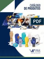 Catalogo VOLK Luvas e Respiradores