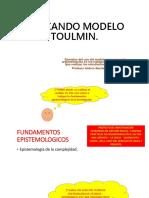 Sugerencia Para Usar Toulmin en Sociología