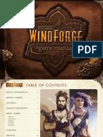 Windforge Manual!