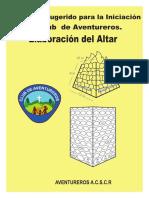 Iniciación Aventureros A.C.S.C.R PROGRAMA