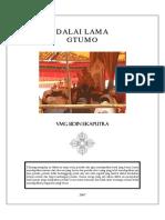 Dalai Lama Gtumo