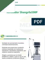 ventilador shagrila 590P