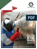 Sngpl Annual Report 2016