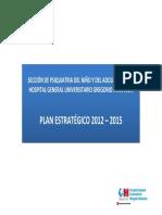 Plan Estrategico 2012-2015