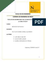 Informe Final Rocas i