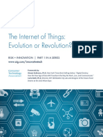 Aig Iot Evolution or Revolution
