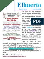 Hoja Informativa 3 Elhuerto OCTUBRE 2010