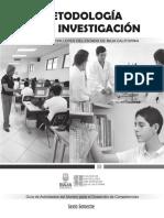Metodología de La Investigación 2017-1