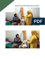 Edukasi Cuci Tangan Ppi Ke Pada Pasien Dan Keluarga