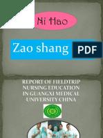 ppt student exchange