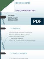 Machining process and metrology.pptx