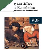 Politica Economica Von Mises