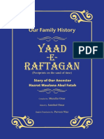 Yaad e Raftagan English 2