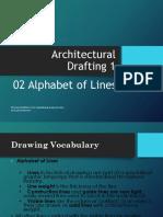 02 Alphabet of Lines
