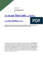 Motilium Et Ed and Motilium Pb