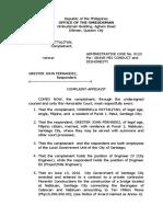 Admincase Dishonesty for Edit3.Doc