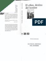 Gonzalez, Juliana - El ethos, destino del hombre.pdf