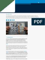 Dólar en El Piso de La Banda_ Qué Debería Hacer El Bcra Según El Mercado