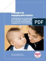 Engaging With Families