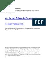 Viamax Frais d'Expedition FedEx en Ligne Rx and Viamax Prescrire