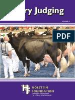 10110 Dairy Judging Workbook