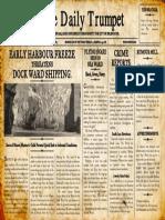 Daily Trumpet Issue #120971, 22 Nightal, 1491