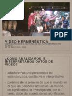 Video Hermenéutica