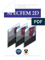Manual SPECFEM2D