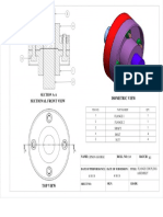 Flange Coupling Assembly