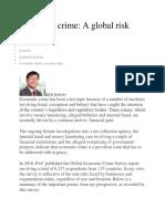 Economic Crime22
