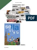Preparacion Viaje a Sevilla 2019