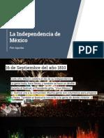 La Independencia de México.pptx