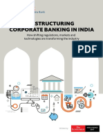 Restructuring Corporate Banking in India 0