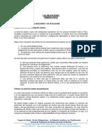 003.- Derecho Civil - De Las Obligaciones - La Relación Jurúdica y Su Clasificación