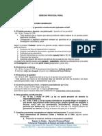 5.- Derecho Procesal - Derecho Procesal Penal