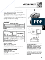Asco Series 015 Manual Reset Catalog
