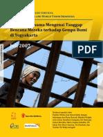 Yogyakarta Earthquake Multi Agency Evaluation Indonesia (Bahasa Version)