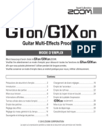 F G1on G1Xon