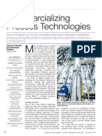 Commercializing Process Technologies