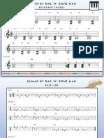 Human Rag n Bone Man Band Skills