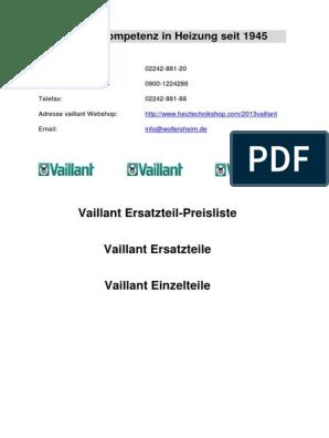 Vaillant Wärmetauscher 14 Platten 064946 Boiler Vcw 182 242 282 gewinde Art